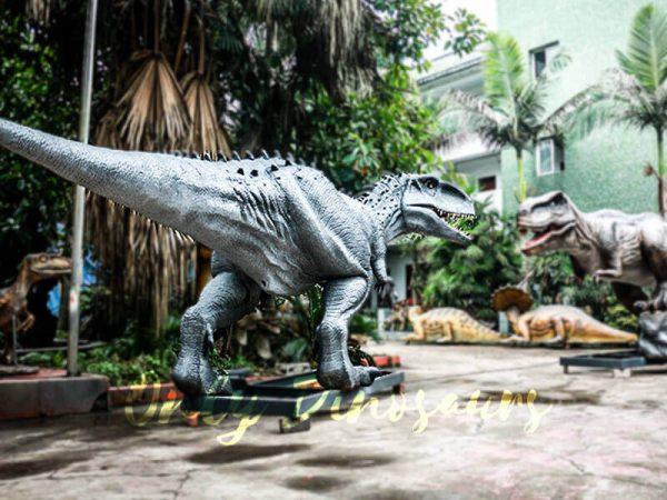 Jurassic World Indominus Rex Animatronic Model7