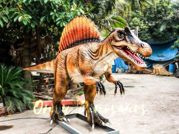 Realistic Animatronic Spinosaurus Robot Dinosaur1