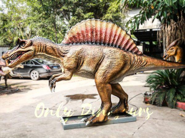 Realistic Animatronic Spinosaurus Robot Dinosaur3