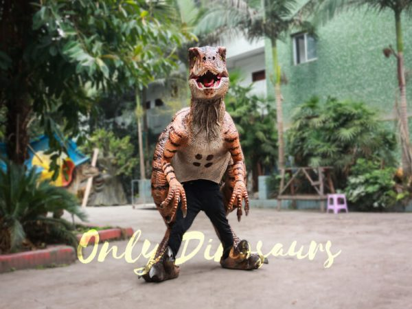 Walking-Dinosaurs-Raptor-Costume-Visible-Legs6-1