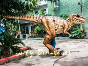 Animatronic T-Rex Costume for Performance
