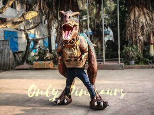 Buy T rex Costume for Sightseeing Attraction