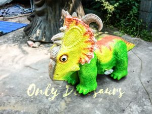 Custom Chinese Dinosaur Kiddie Rides