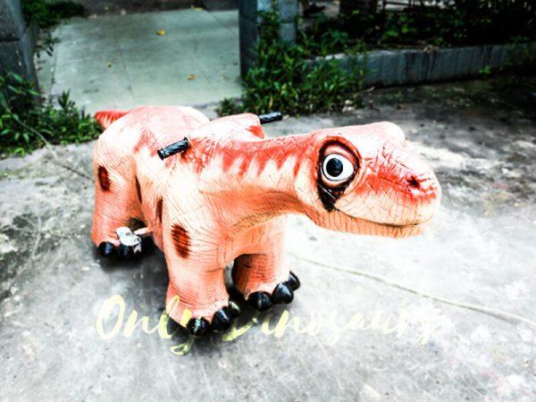 Cute Brontosaurus Dino Rider for Playground1