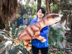 Cute Puppet Baby Dinosaur Hand Puppet