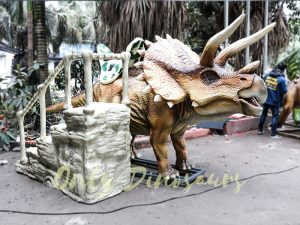 Kids Ride on Dinosaur Entertainment for sale