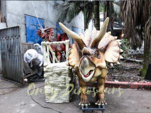 Kids Ride on Dinosaur Entertainment for Sale