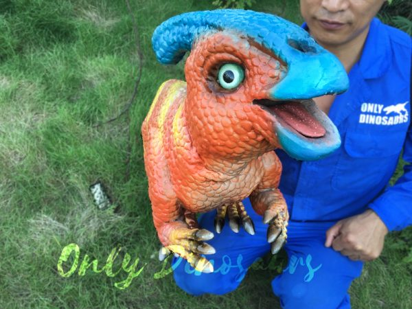 Life-Size-Parasaurolophus-Puppets-For-Baby4-1