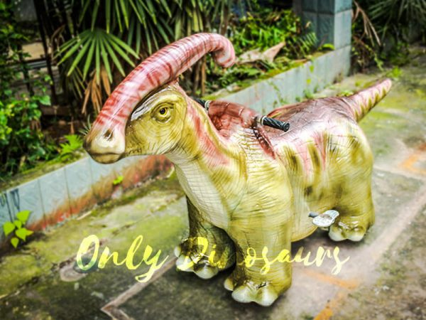 Parasaurolohus Ride for Playground Amusement1