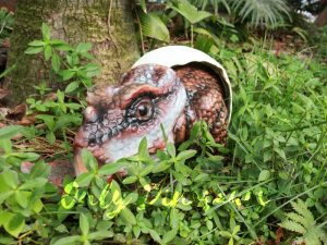 Realistic Dinosaur Puppet Protoceratops Kids Gift