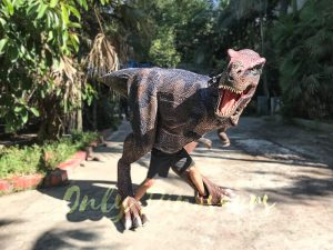 Realistic Dinosaurs TV Show T rex Costume