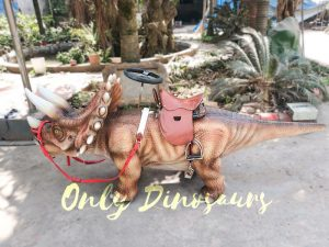 Shopping Mall Dinosaur Rides for sale