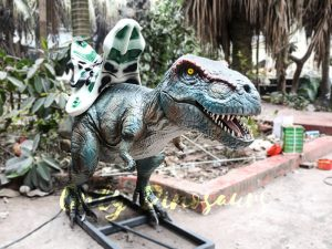 T rex Ride Robotic Dinosaur for Kids