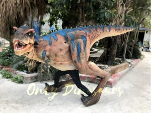 Vivid Tyrannosaurus Animatronic Costume for sale