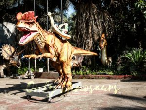 Simulator Dilophosaurus Rides for sale