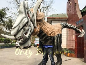 God Eater Ogretail Costume for Cosplay