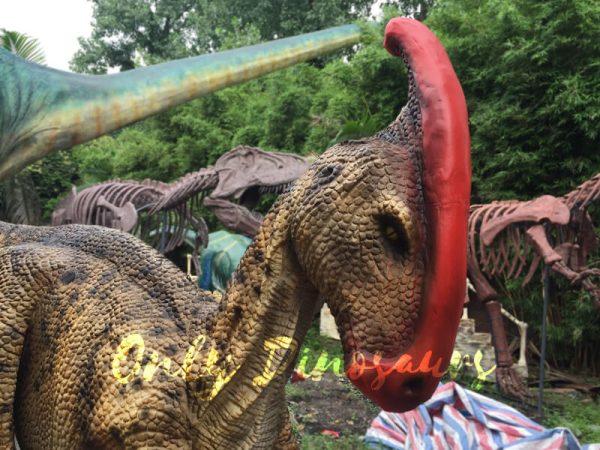 Impressive-Walking-Parasaurolophus-Costume1