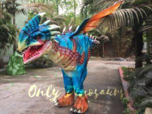 Stormfly Deadly Nadder Walking Dragon Costume