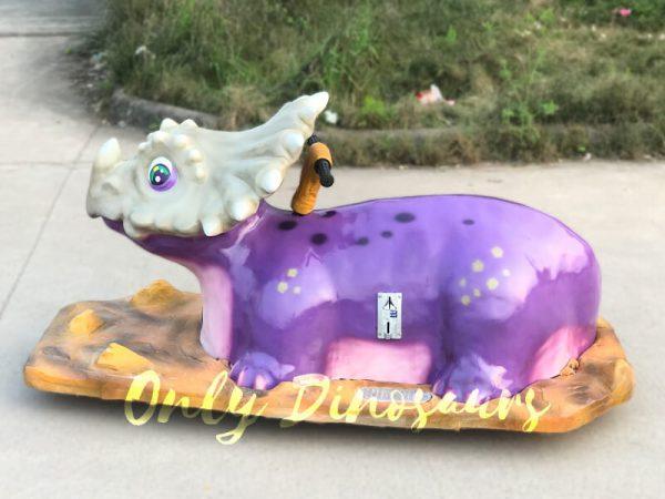 Amusement-Park-Purple-Styracosaurus-Dinosaur-Kids-Car3