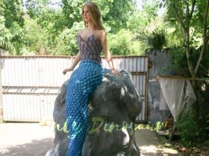 Museum-quality Animatronic Mermaid for Sale