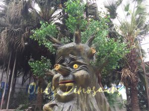 Big Talking Tree for Theme Park
