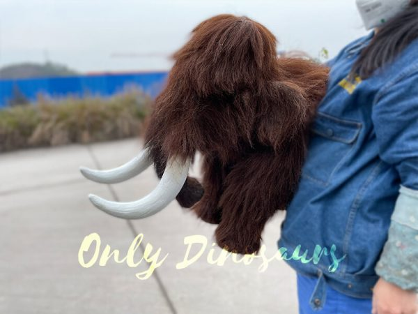 Hairy-Mammoth-puppet-with-Tusk5