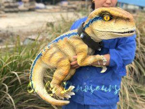Interactive Handheld Tyrannosaurus Rex Cub