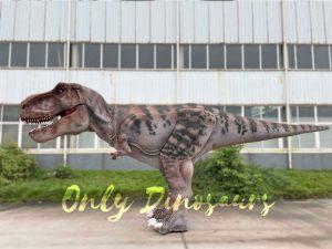 Life-size Tyrannosaurus Rex Stilts Costume