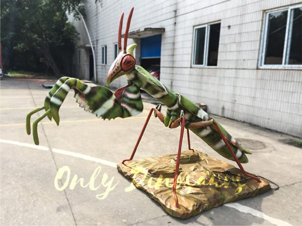 Lifelike-Animatronic-Giant-Insects-Mantis-for-Sale2