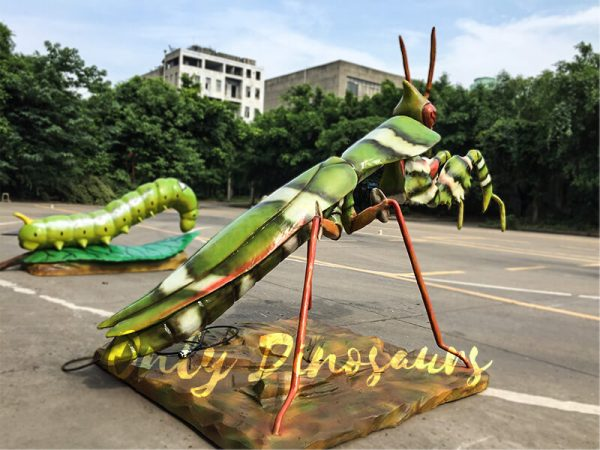 Lifelike-Animatronic-Giant-Insects-Mantis-for-Sale6