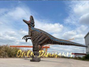 Terrifying Raptor Hidden Legs Costume
