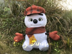 Cute Baby Snowman Puppet for Sale