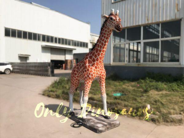Distinctive-Simulation-Animatronic-Giraffe-Model2