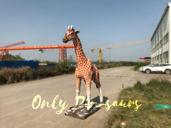 Distinctive-Simulation-Animatronic-Giraffe-Model6