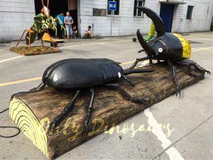 Fantastic Animatronic Giant Bugs Beetles for Sale
