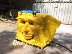 Funny Talking Bag for Tricking on People