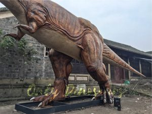 Giant Jurassic Park Animatronic Dinosaur T-Rex for Sale