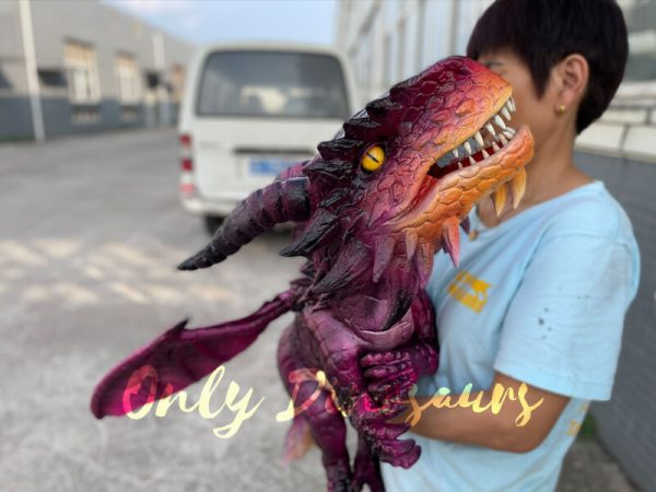 Adorable-Baby-Dragon-Hand-Puppet-for-Cosplay-Party3