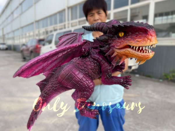 Adorable-Baby-Dragon-Hand-Puppet-for-Cosplay-Party6