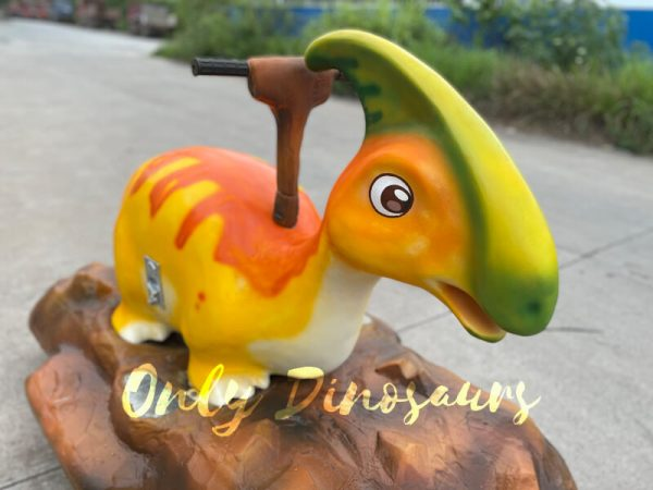 Animatronic-Dinosaur-Parasaurolophus-Ride-for-Kids3