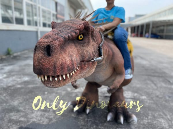 Feathered-T-Rex-Dino-Stilts-Costume-for-Sale3