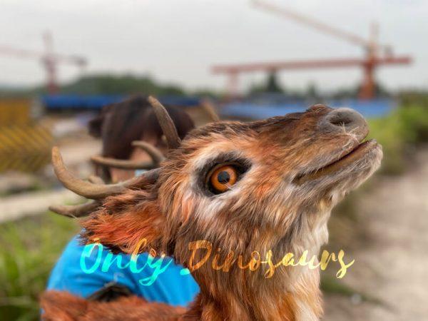 Lifelike-Reindeer-False-Arm-Animal-Puppet4