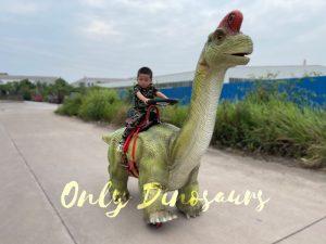 Outdoor Walking Brachiosaurus Dino Ride