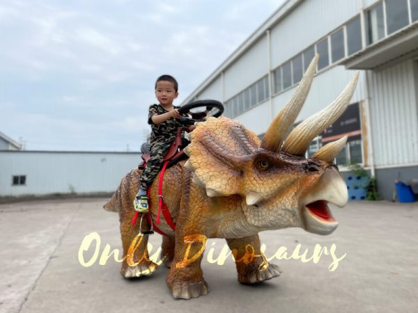 Wonderful-Walking-Dinosaur-Triceratops-Kids-Ride2