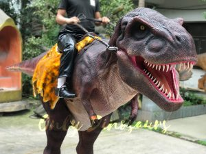 Stunning Dinosaur T-Rex Stilts Costume for Party