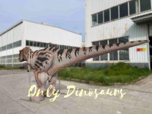 Breathtaking Realistic T-Rex Dinosaur Costume for Sale