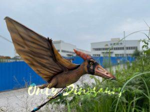 Custom Pterosaur Rod Puppet for Sale