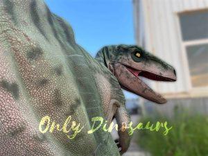 Jurassic Hunter Raptor Dinosaur Costume for Sale