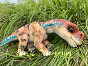 Realistic Brachiosaurus Baby Dino Puppet