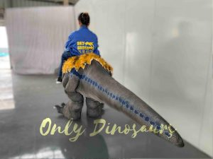 Stilts Dino Velociraptor Costume for Sale